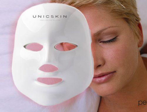 Estética avanzada con máscara Led